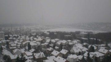 Banovo brdo sneg