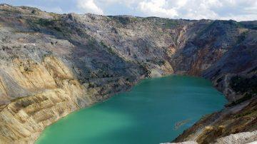 Zeleno jezero